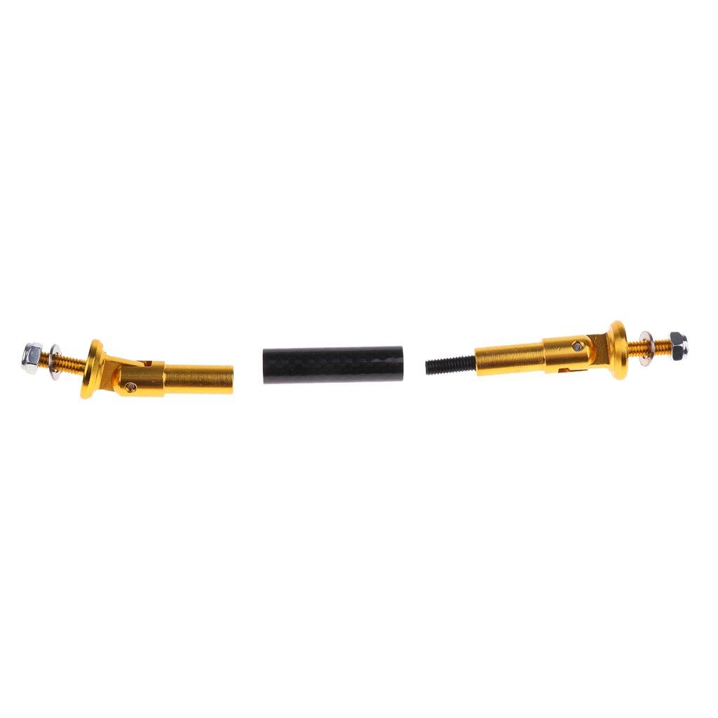 Auto-Teile Sharplace Universal 45mm verstellbar vorne hinten Bumper Lip Splitter Rod Splitter