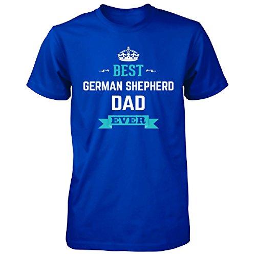 Best German Shepherd Dad Ever. Father's Day Gift - Unisex Tshirt