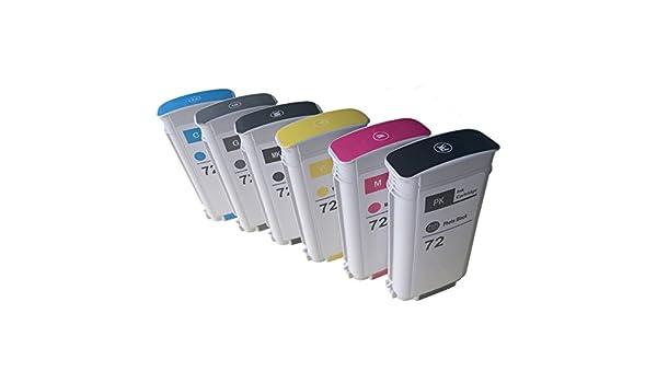 ouguan de tinta compatible cartucho de tinta para HP72 para HP ...