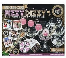 efg Fizzy Dizzy - The Prosecco Party Game - Ultimate 20 Piece Set! ()