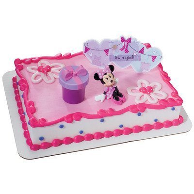 Personalised Bunting Cake Topper Minnie Mouse Mickey Mouse /& Accessories