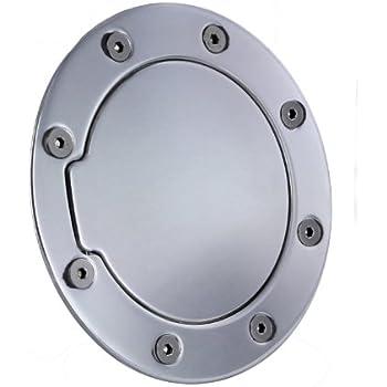 Amazon Com All Sales 6090 Billet Aluminum Fuel Door