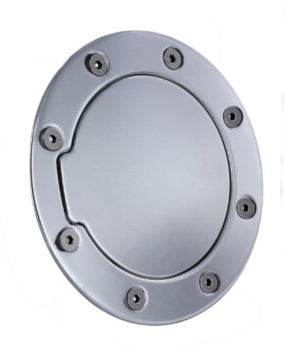 All Sales 6090 Billet Aluminum Fuel Door