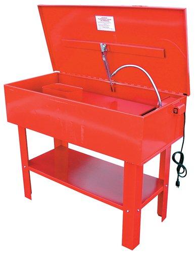 Nesco Tools 380 40-Gallon Parts Washer - 25 Gallon Capacity by Nesco