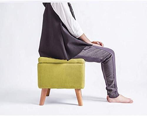 YUMUO Tabouret Chaussures De Remplacement Canapé Bloc Chaussures De Mode Basse Creative Petit Banc (Couleur: B)