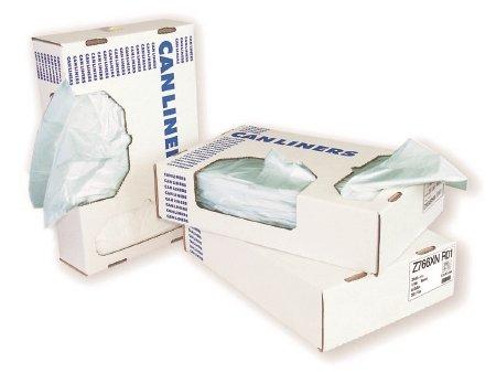 Saalfeld Redistribution Trash Bag - Z8048HN R01CS - 250 Each / ()