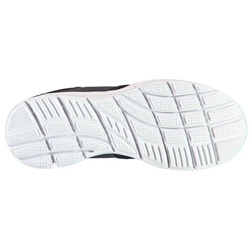 Slazenger Homme Zeal Chaussures Enfiler Baskets Sneakers Sport Running Casual Navy ccvoKkdh22