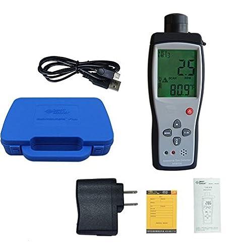 GOWE detector de fugas de refrigerante inflamable Gas refrigerante halógena fugas de gas alarma: Amazon.es: Bricolaje y herramientas