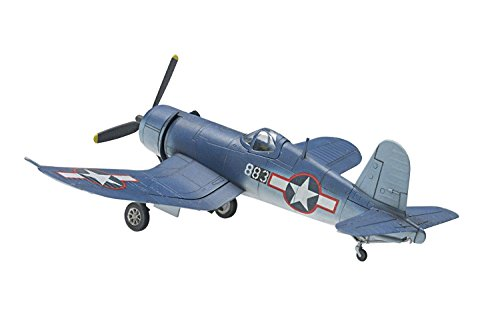 (AFV Club 1/144 Vought F4U Corsair Model Kit (2 planes))