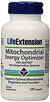 - Life Extension Mitochondrial Energy Optimizer with BioPQQ, 240 capsules