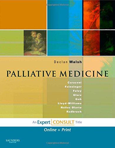 Palliative Medicine: Expert Consult: Online and Print, - Glares Online