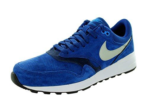 Nike Men's Air Odyssey LTR Gym Blue/Nght Slvr/Mdnght Nvy Running Shoe 9 Men US