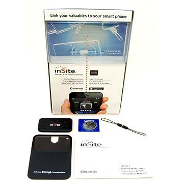 Simplemente plata - Nueva Insite Bluetooth inteligente ...