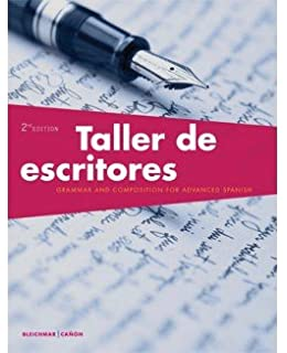 Taller de escritores supersite vhl 9781617671012 amazon books taller de escritores 2nd edition w ssplus code and revista 4th ed student text with fandeluxe Images