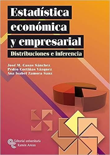 Estadística Económica y Empresarial (Manuales): Amazon.es ...