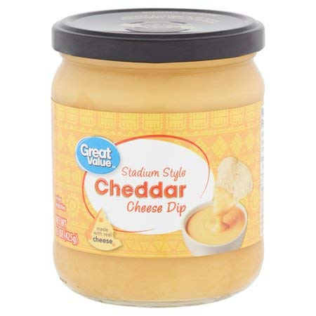 Expect More Great Value Stadium Style Cheddar Cheese Dip 6 ct. / 90 Oz.