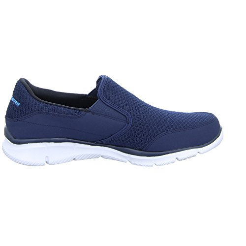 Persistent Herren Skechers Nvyâ°navy Top Equalizer Low xE7Hdqw47
