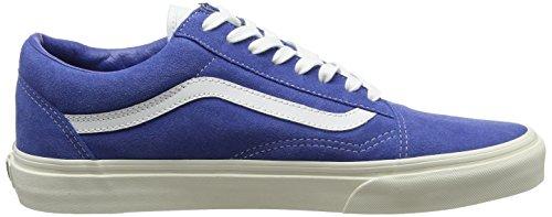 Old Azul Zapatillas Delftretro Sport para de Hombre Vans Entrenamiento Skool RfqRAd