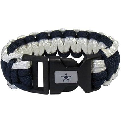Amazon.com: Dallas Cowboys NFL Supervivencia Paracord ...