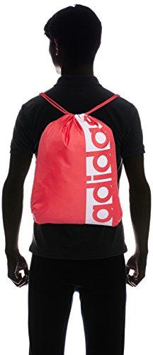 Lin blanco Gym adidas Bag grivis rosbas Gb Per rosa 8dwZqgO