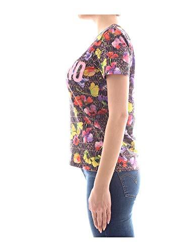 1908 Camiseta 2115 Underwear Fantasy Mujer A Moschino 8SqUax