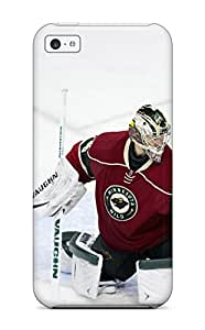 Premium Protection Minnesota Wild Hockey Nhl (2) Case Cover For Iphone 5c- Retail Packaging