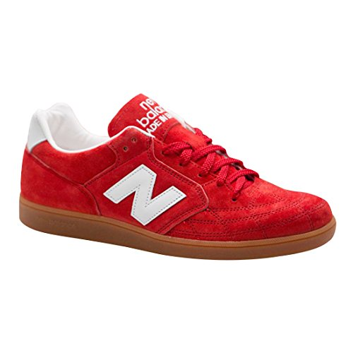 New Balance, Sneaker uomo rosso rosso
