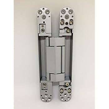 Ranbo 6 x 2.5 x 1 inch Zinc alloy/aluminum alloy material Heavy Duty Invisible