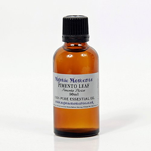 Mystic Moments Pimento Leaf Essential Oil 100% Pure 50Ml