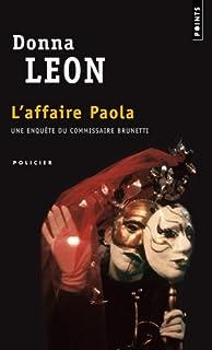 L'affaire Paola : roman