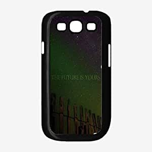 The Future is Yours Plastic Phone Case Back Cover Samsung Galaxy S3 I9300