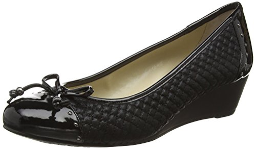 Lotus Damen Chenatta Pumps Black (Blk Mtl)