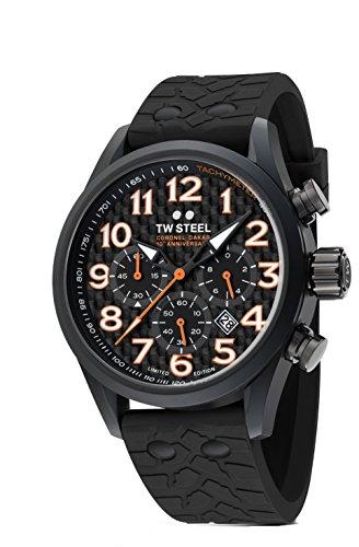 TW STEEL TW964 Mens DAKAR Limited Edition Chronograph Watch w/ Date