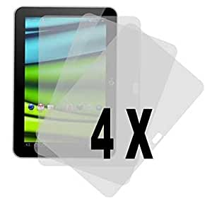 "Theoutlettablet® Pack 4 Protectores de pantalla para tablet Samsung Galaxy Tab E 9.6"" SM-T561"