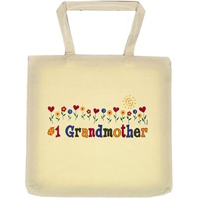 Tote Bag : #1 GRANDMOTHER