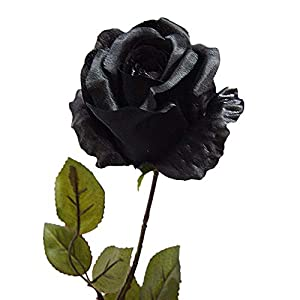 Shangwelluk 1PCS Vintage European Style Artificial Royal Rose Home Room Decor Flowers Real Natural 98
