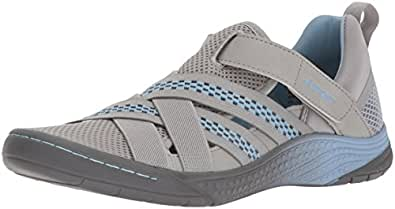 JSport by Jambu Womens Essex Grey Size: 6 US / 6 AU