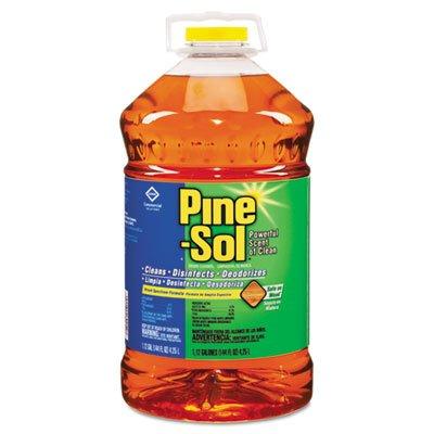 Pine-Sol Cleaner Disinfectant Deodorizer , 144oz, 3 ct