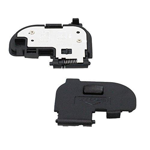 PhotoTrust Battery Door Cover Lid Cap Replacement Repair Part for Canon EOS 7D DSLR Digital Camera