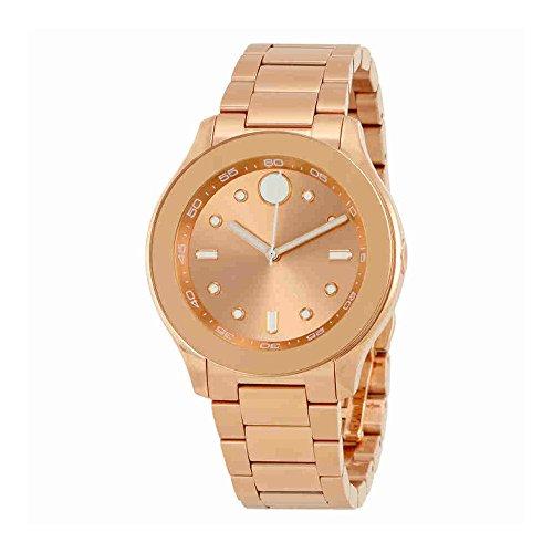 Women's Swiss Quartz Gold Plated Casual Watch(Model: ) - Movado 3600417