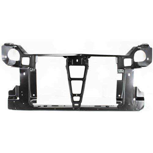 02 Dodge Neon Radiator - Garage-Pro Radiator Support for DODGE NEON 00-05 Assembly Black Steel