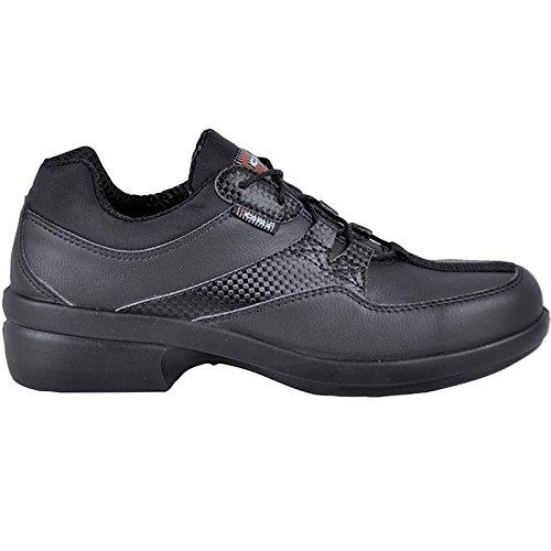 Cofra 84420-000.D41 Gilda S2 Chaussures de sécurité SRC Taille 41 Noir