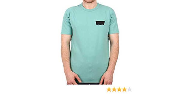 Levis Skate Graphic T-Shirt (LSC Wasabi Core Batwing Black ...