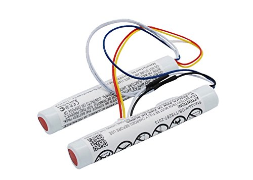 Quality replacement Battery for Crestron TPS-6X Wireless Touchpanel remote control TPS-6X, compatible part number TPS-6X-BTP *****SHIPS FROM THE USA****