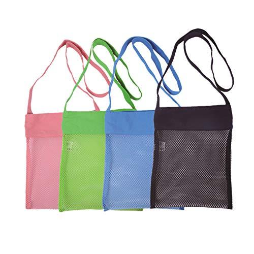 Amazon.com: Bolsas de malla para playa de GOGO para guardar ...