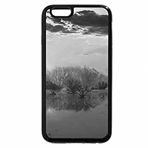 iPhone 6S Case, iPhone 6 Case (Black & White) - The Golden Light'