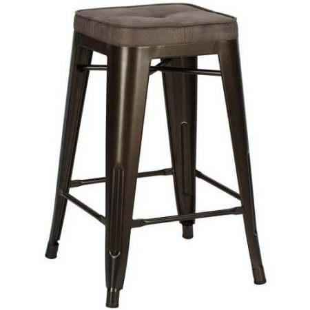 DHP Sedona Counter Stool Set of 2 in Bronze