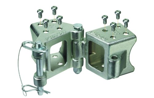 Swing Tongue Trailers - Fulton HDPB230101 Fold-Away Bolt-On Hinge Kit for 2