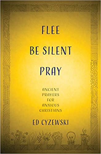 Image result for flee, be silent, pray