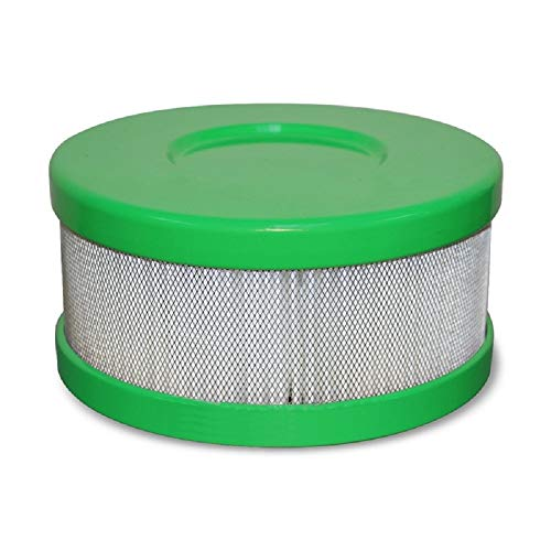 New AirFiltration.ca Amaircare HEPA Snap On - ROOMAID Green Replacement Filter Cartridge (Single)